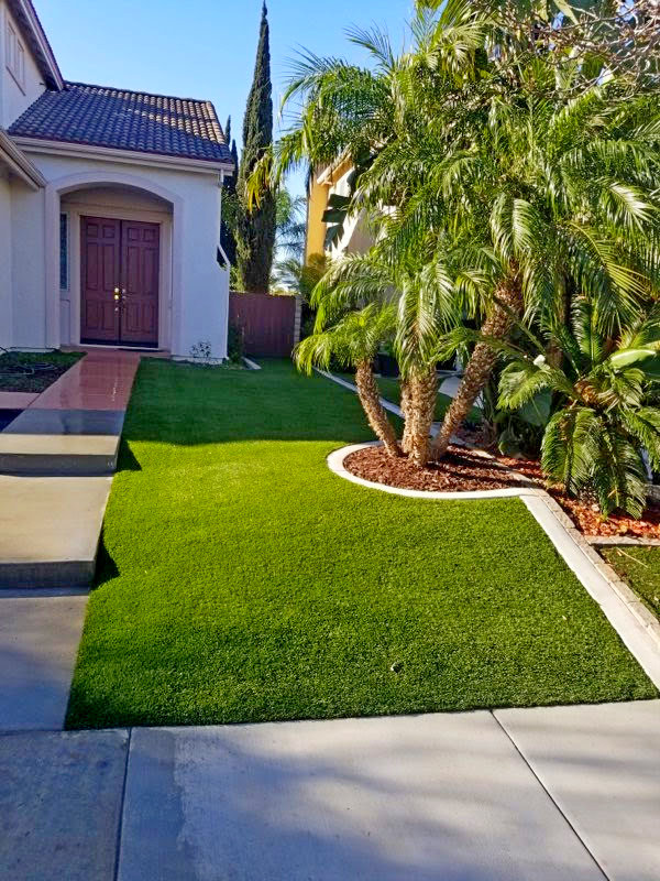 Ocean View Hills Landscaping AFTER