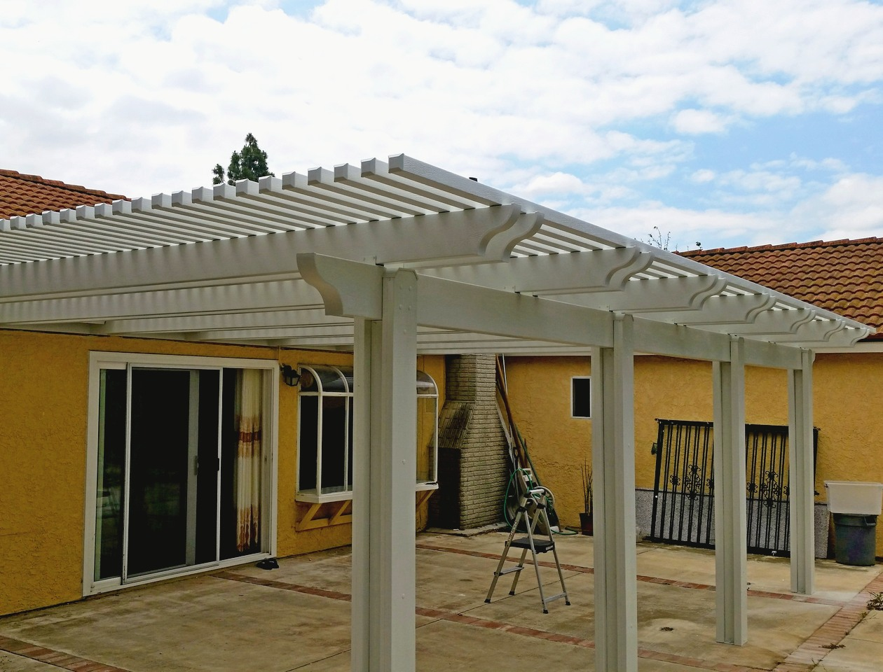 Thousand Oaks Patio Cover AFTER